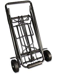 TravelKart Travel Luggage Cart, Black