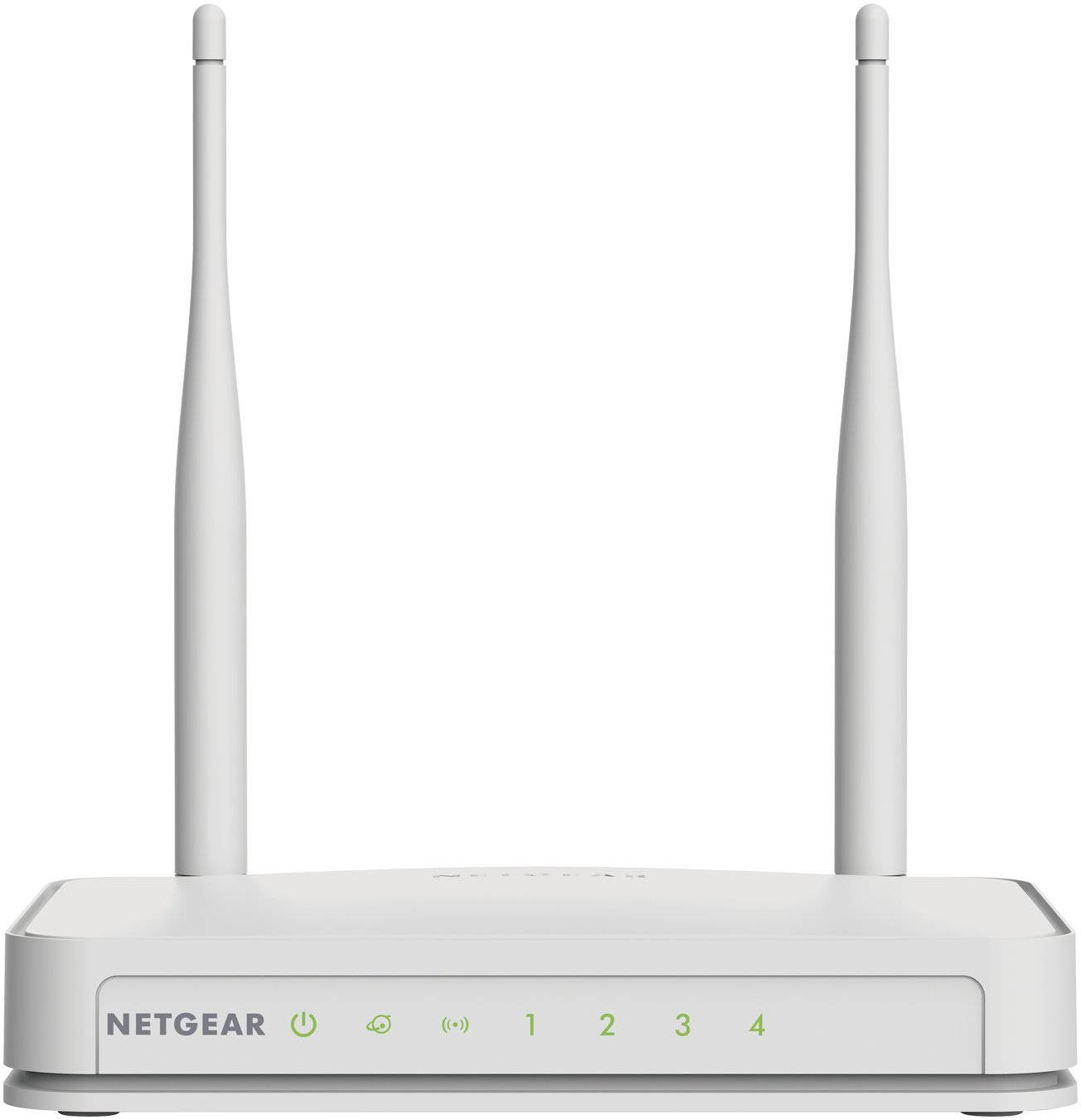 NETGEAR N300 Wi-Fi Router with High Power 5dBi External Antennas–(35% Off)