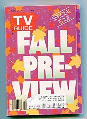 TV Guide-September 11-19-1986-Kentucky Edition