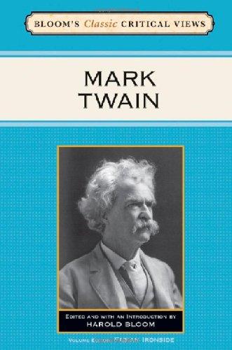 Mark Twain (Bloom's Classic Critical Views) ebook