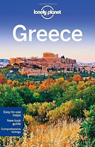 Lonely Planet Greece (Travel Guide) by Lonely Planet (2016-03-15)