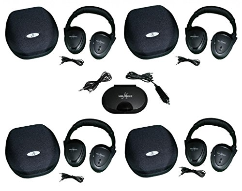 nissan pathfinder headrest tv - 2