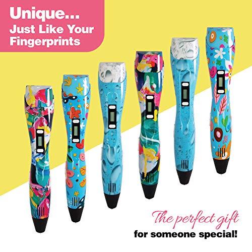 Amazon.com: Beary Pen - Bolígrafo 3D para niños y adultos ...