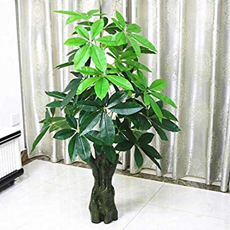 Sproud Fake Trees Dripping Guanyin Rich Tree Tree Potted Plant Simulation  Landing Large Plants In The