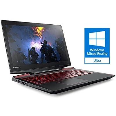 "Lenovo Legion Y720 - 15.6"" Gaming Laptop (Intel Core i7 / 8GB RAM / 256GB PCIe SSD / GeForce GTX 1060 6GB / Windows 10) 80VR0064US"
