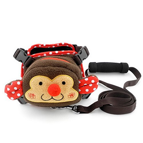 dog backpack harness small - 4