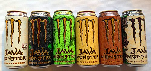 Monster Java Variety Pack - 12 Pack