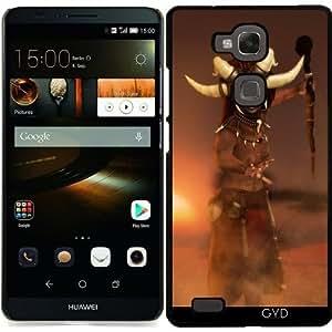 Funda para Huawei Ascend Mate 7 - El Maestro by Illu-Pic.-A.T.Art