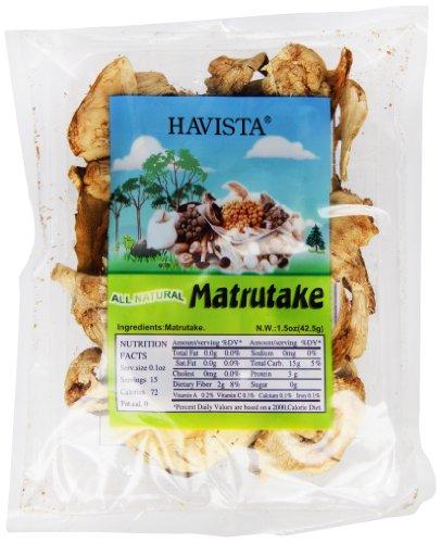 Havista Dried Mushrooms, Matsutake, 1.5-Ounce