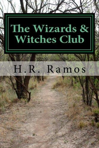 Club Witch - Wizards & Witches Club