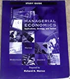 Managerial Economics : Applications, Strategy and Tactics, McGuigan and Moyer, 0324058829