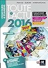 Toute l'actu 2016 Sujets et chiffres de l'actualité 2016 - Concours & examens par Ducastel