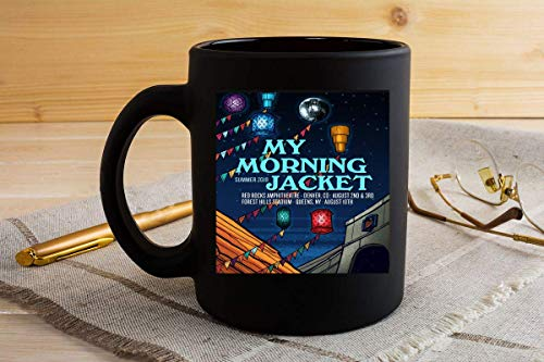 My Morning Jacket Tour 2019 Bedatradisi 19 Mug 11oz