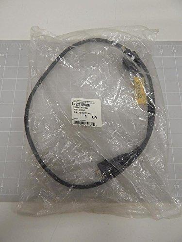 Brad Connectivity ENS2115M010 Ethernet Male/Male T60626