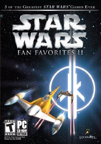 Star Wars: Fan Favorites II (Star Wars The Best Of Pc)