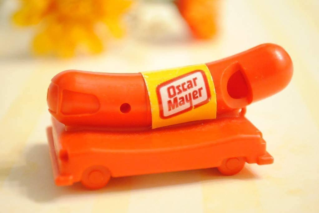 Roll Dog Iconic Retro Figure Bundled with Mystery Minis Ad Icons Brands /& Hot Oscar Mayer Weiner Whistle Tootsie Matchbox SUV Hummer 3 Items
