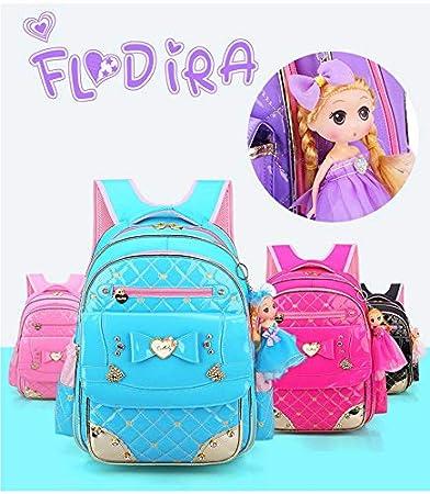Amazon.com: School Bags for Girls Children Backpacks Primary Students Backpack Waterproof Schoolbag Kids Book Bag Satchel Rucksack: Kitchen & Dining