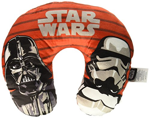 Lucas Film Star Wars Empire Stripe Red Neck Pillow by Lucas Film