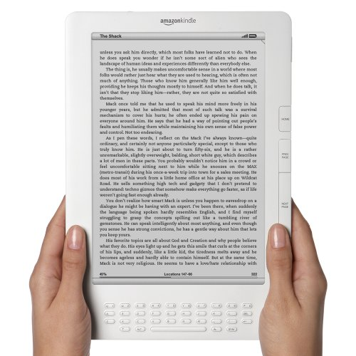 Kindle DX Wireless Reading Device (9.7