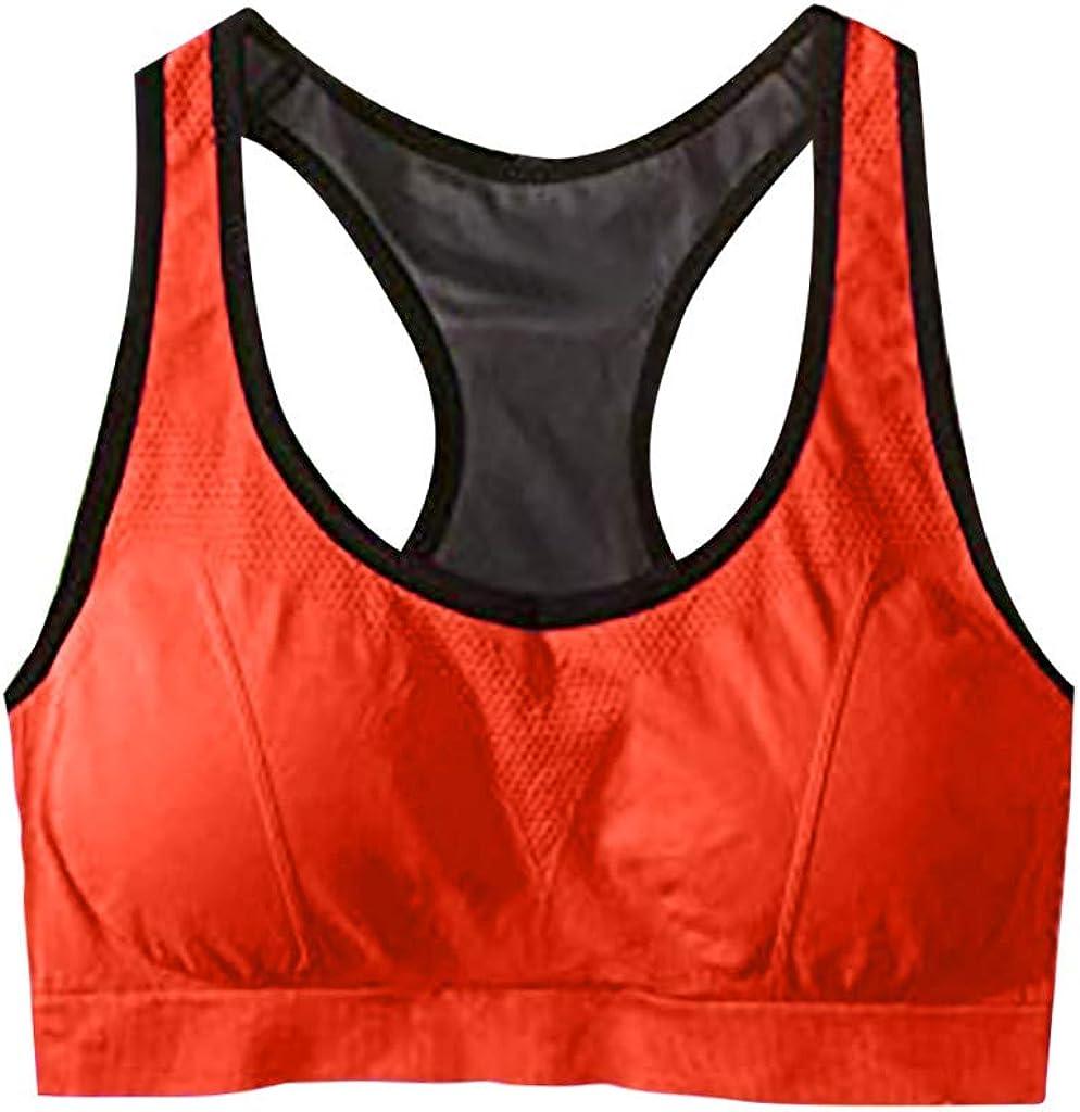 Startview Women Sports Bras Yoga Bra High Impact Workout Activewear Bra