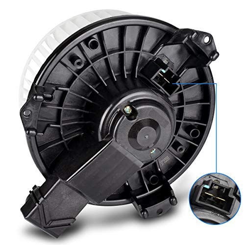 Faersi HVAC Plastic Blower Motor With Fan Cage Fit For