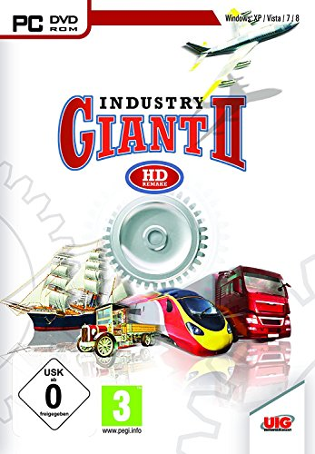 Industry Giant 2 HD Remake (PC DVD)