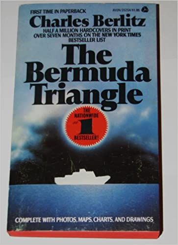 Touching words Bermuda triangle young adult book and the
