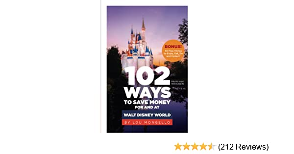 Ultimate Disney World Savings Guide Ebook