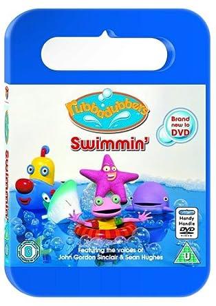 Rubbadubbers   Swimmin   Carry Case. Rubbadubbers   Swimmin   Carry Case   DVD   Amazon co uk