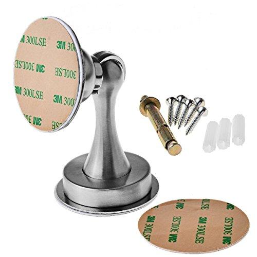 FOLAI Stainless Steel Magnetic Door Stop Door Catch Metal Door Holder Doorstop