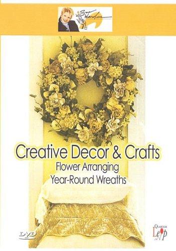 Creative Decor & Crafts - Flower Arranging: Year-Round Wreaths *** Europe Zone ***