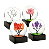 Mini Seasons set of 4 Snow Globes by CoolSnowGlobes®
