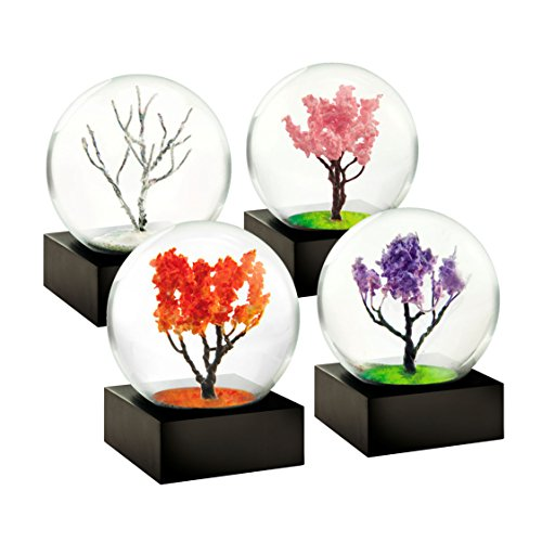 Mini Seasons Snow Globes Set of 4 by CoolSnowGlobes