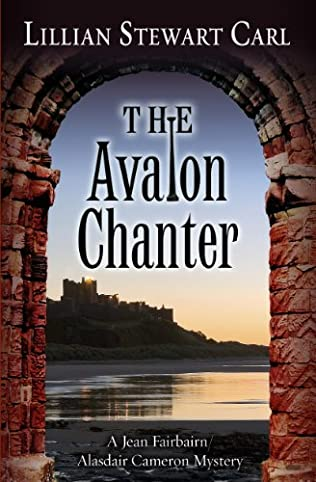 book cover of The Avalon Chanter