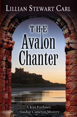 The Avalon Chanter  (Jean Fairbairn / Alasdair Cameron Mystery)