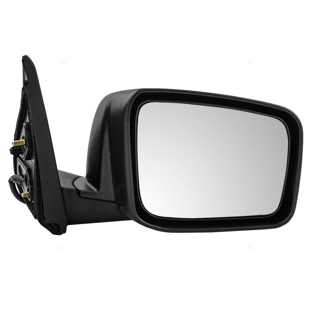 DEPO 315-5422R3EBH Nissan Rogue Passenger Side Heated Power Mirror with Cover