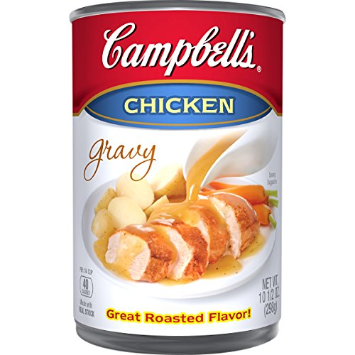 Campbell's Gravy, Chicken, 10.5 Ounce (Packaging May Vary) Campbells Turkey
