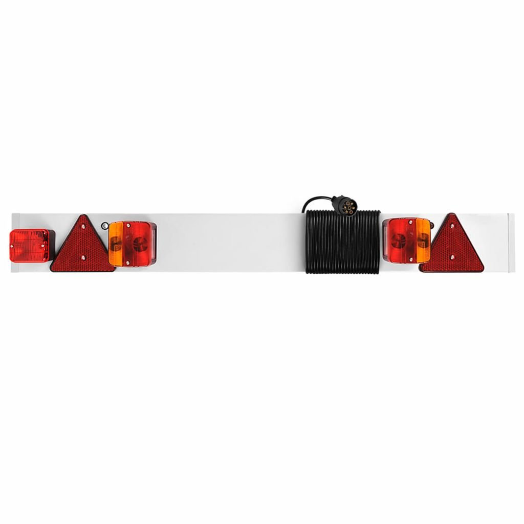 Peterson Manufacturing V132R Red Rectangular Clearance//Side Marker Light W18-1412