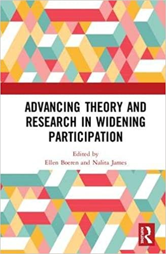 Advancing Theory and Research in Widening Participation ...