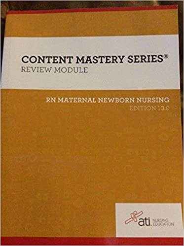 Maternal Nursing Book