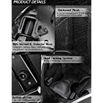 QZY Casque De Protection Modulaire pour Moto pour Entraînement Militaire Airsoft-Silver 7