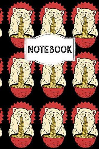 Notebook: 110 Lined Pages | 6 x 9 Inches | Anime Notebook, Journal or Dairy | Birthday or Christmas Gift Idea for Women, Men and -
