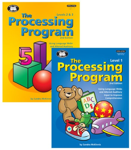 The Processing Program Levels 1, 2, & 3 Combo (Processing Program compare prices)