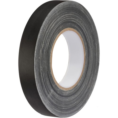 Impact Gaffer Tape (Black, 1' x 55 yd) 1'x55 Yards