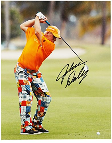 John Daly Autographed Golf - 7