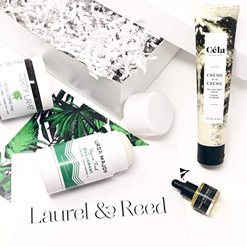 Laurel & Reed Clean Beauty Box w/CÉLA, URSA MAJOR, LOLI BEAUTY AND DIRTY LAMB.
