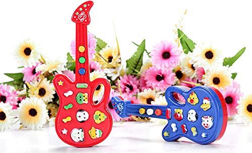 Lovemorease-Articles m/énagersJouet gar/çon et Fille Jouet de Guitare Couleur al/éatoire pour Enfants