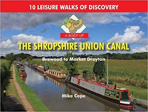 Book A Boot Up the Shropshire Union Canal: From Brewood to Market Drayton