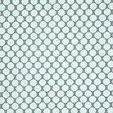 Amy Butler Lotus Full Moon Polka Dot Slate, 44-inch (112cm) Wide Cotton Fabric Yardage