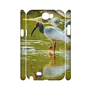 Crested Ibis Unique Design 3D Iphone 5/5S ,custom cover case ygtg-337698